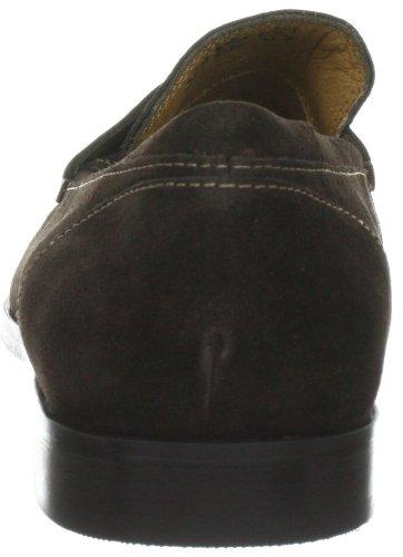 Sioux HUDSON 24930 - Zapatos de ante para hombre Marrón (Braun (Testa-Di-Moro))