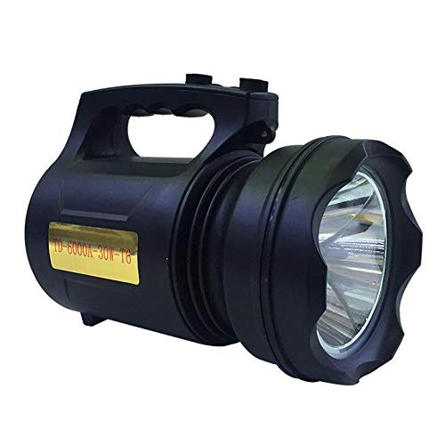 TYXZLF LED Fishing Light Flashlight Glare Rechargeable Searchlight for Adventure Riding Fishing Search by TYXZLF (Image #4)
