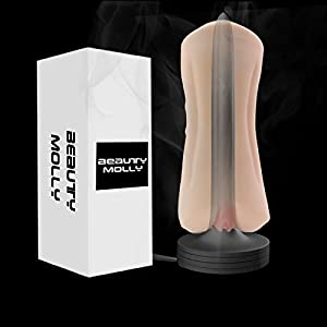 Beauty Molly Warming Rod Heated Warming Wand for Sex Doll and Pocket Pussy, 3.3 Ounce
