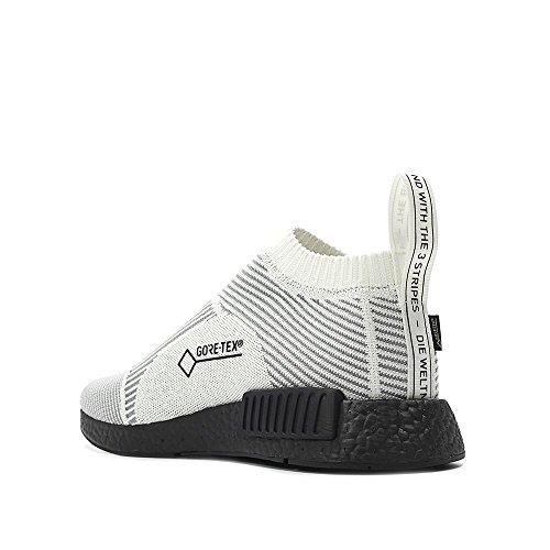 Adidas Originals Menns Nmd_cs1 Gtx Pk Sneaker Hvit / Hvit / Svart
