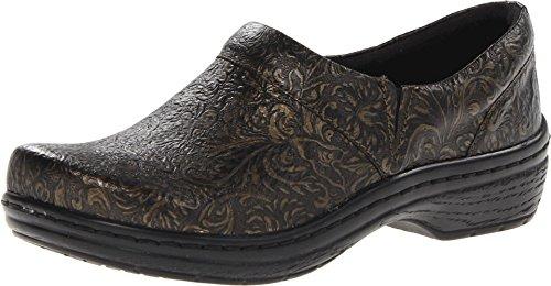 - Klogs Footwear Women's Mission Medium Olive Tooled Size 070