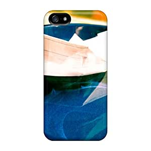 Anti-scratch And Shatterproof Kitchen Sailing Phone Case For Iphone 5/5s/ High Quality Tpu Case