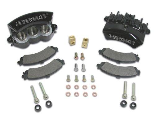Aluminum 2 Piston Rear Caliper - 5