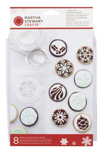Martha Stewart Crafts Holiday-Cupcake and Cookie (Martha Stewart Holiday Decorating)