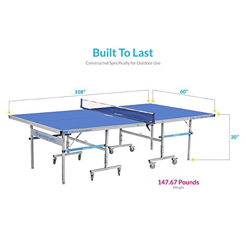 Harvil Outsider Table Tennis Table by Harvil (Image #1)