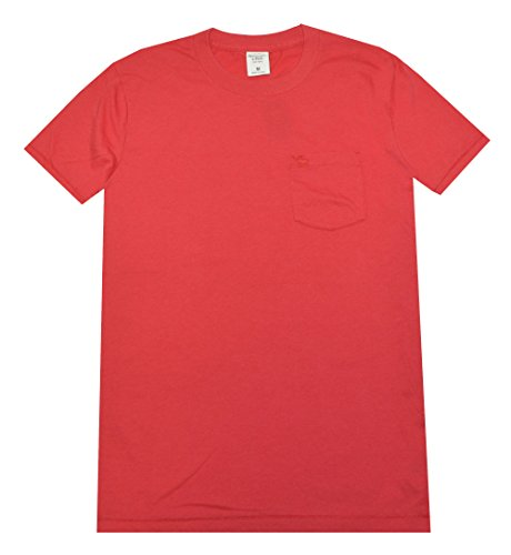 abercrombie-fitch-men-front-pocket-t-shirt-m-red