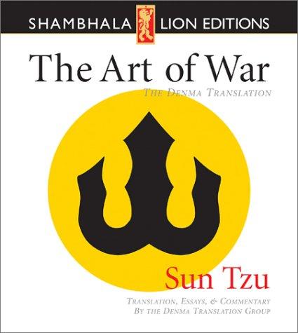 Read Online The Art of War: The Denma Translation (Denma Translation Group) pdf epub