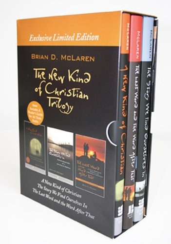 McLaren Boxed Set (A New Kind of Christian; The Story We Find Ourselves In; The Last Word and the Word After That) (Jossey-Bass Leadership Network Series)