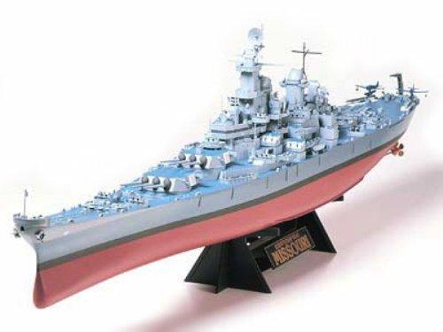 Tamiya Us Battleship Bb-63 Missouri