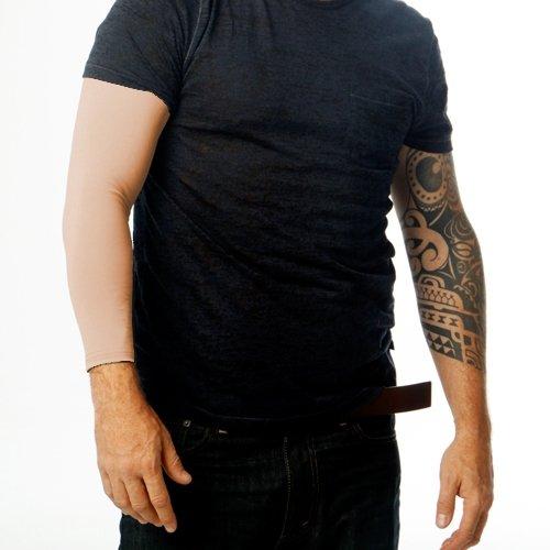 Tat2x ink armor premium full arm tattoo cover up sleeve for Premium tattoo ink