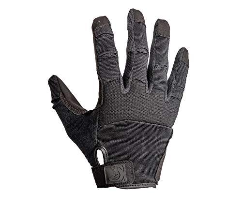 PIG Full Dexterity Tactical (FDT) Alpha Gloves - Black - Medium by PIG