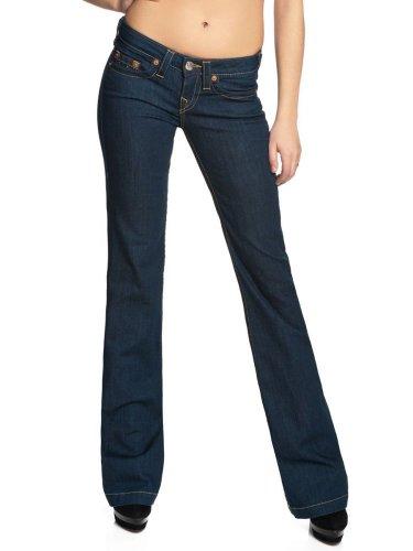 TRUE RELIGION Damen Designer Jeans Hose - CLAIRE -26 7PMRxlfYa