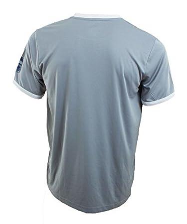 Siux Camiseta Cora Gris: Amazon.es: Deportes y aire libre