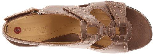 Clarks Women's Sandal Orlanda Bronze Wedge 8g80q7pw