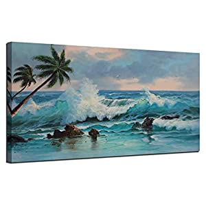 41JWDPfKZuL._SS300_ Beach Wall Decor & Coastal Wall Decor