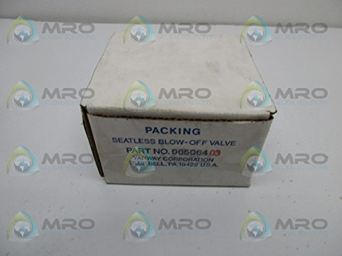 YARWAY 965064-03 PACKING FOR SEATLESS BLOW OFF VALVENEW IN BOX by YARWAY