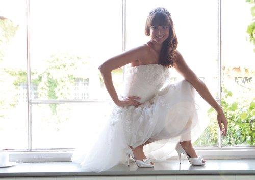 Elsa Brautschuhe Else Hochzeitsschuhe Montrose Satin Else by Rainbow
