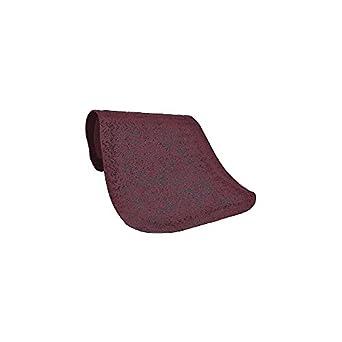 Andersen Hog Heaven Plush Anti-Fatigue Carpet Mat - 3X5' - Burgundy - 3x5'