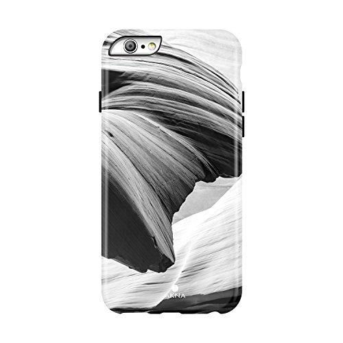 - iPhone 6 Plus / 6s Plus case Marble, Akna Collection Flexible Silicon Cover for Both iPhone 6 Plus & iPhone 6s Plus [Antelope Canyon](990-U.S)