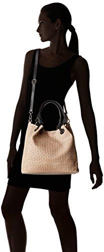 Cross Women's Chicca Borse Bag body 80047 Grey fango qZ8PHF