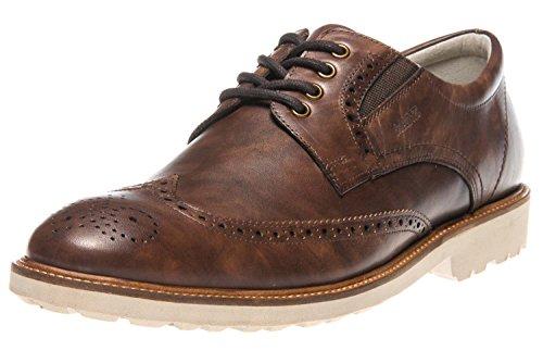 Lacets Marron Ville à Chaussures Homme Manz de Marron pour HPvqn
