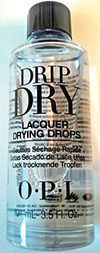 (DRIP DRY LACQUER DRYING DROPS 3.5 OZ / 104 ML)