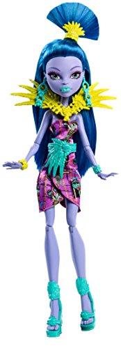 Monster High Ghouls' Getaway Jane Boolittle Doll