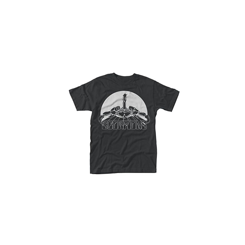 Scorpions Logo, Camiseta