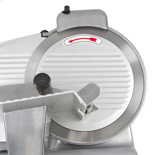 Best Choice Products New 10'' Blade Commercial Deli Meat Cheese Food Slicer Premium Quality