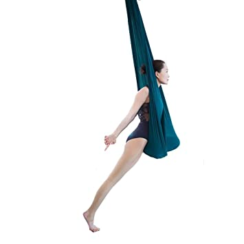 LML Columpio para Yoga con Soporte, Columpio/Hamaca de Yoga ...