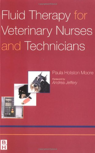 Fluid Therapy for Veterinary Nurses and Technicians, 1e