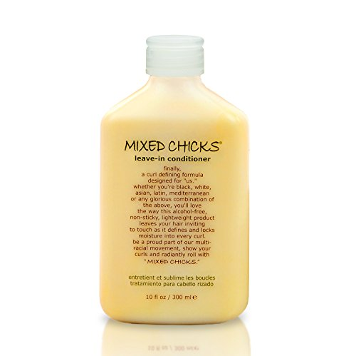Mixed Chicks Leave In Conditioner (Mixed Chicks Curl Defining & Frizz Eliminating Leave-In Conditioner, 10 fl.oz.)