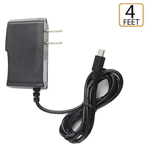 (guy-tech) AC Adapter for AT&T 6420B Nighthawk LTE Mobile Hotspot Router Power Charger Cord, LED Light