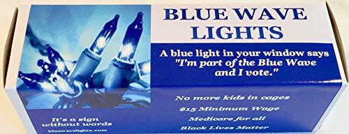 Blue Wave Lights