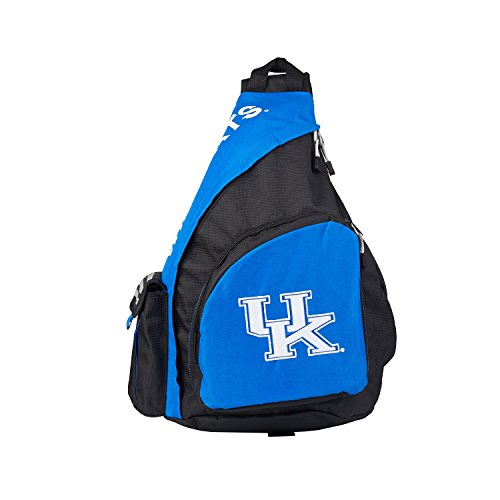 Officially Licensed NCAA Kentucky Wilcats Leadoff (Kentucky Wildcats Nylon Backpack)