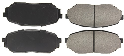 StopTech 309.05250 Street Performance Front Brake Pad