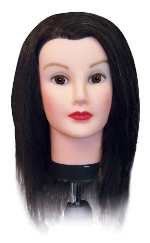 Celebrity Deluxe Debra Cosmetology Human Hair Manikin, 18-20 Inch from CELEBRITY