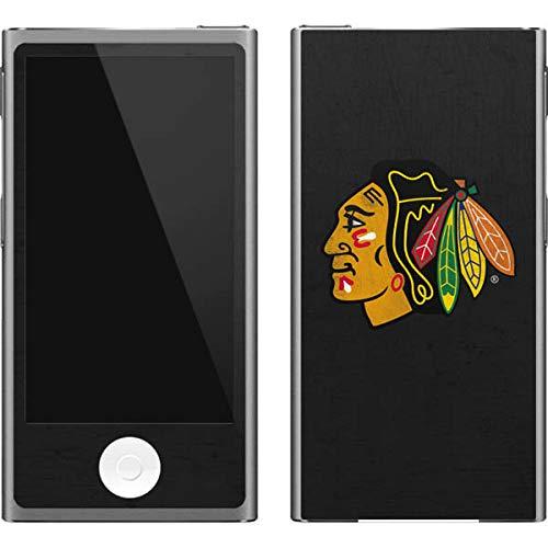 - Skinit NHL Chicago Blackhawks iPod Nano (7th Gen&2012) Skin - Chicago Blackhawks Distressed Design - Ultra Thin, Lightweight Vinyl Decal Protection