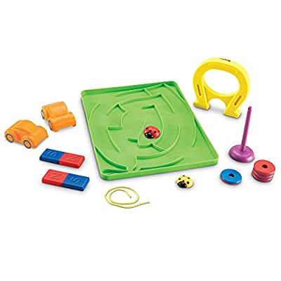 Learning Resources Primary Science Magnet Set: Toys & Games