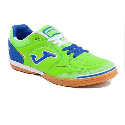 Chaussures Joma TOP FLEX 515Football Indoor Green N ° 37.2