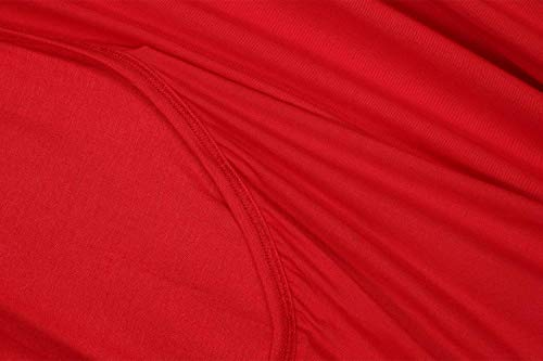 Delanteros Sólido Manga Chaqueta Casuales Cardigan Mujer Camisas Mujeres Bolsillos Casual Color Outerwear Rot Otoño Battercake Día Larga Cómodo 40pUxqx