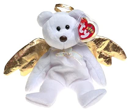 20d625c557a Image Unavailable. Image not available for. Color  Ty Beanie Babies - Halo  II the Bear