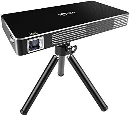 LESHP Mini Proyector Portátil DLP LED Inalámbrico 1080p HD (WIfi ...