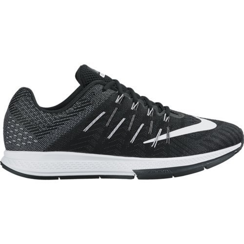 Nike Zoom Elite Aria 8 Correnti Del Mens Scarpa Nera Bianco Antracite 010