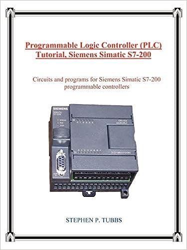 Buy Programmable Logic Controller (Plc) Tutorial, Siemens