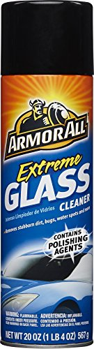 Armor All Extreme Glass Cleaner Aerosol (20 ounces) (Case of 6)