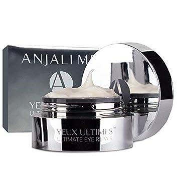 Anjali MD Ultimate Eye Repair – Yeux Ultimes – Reduces Eye Wrinkles Crows Feet
