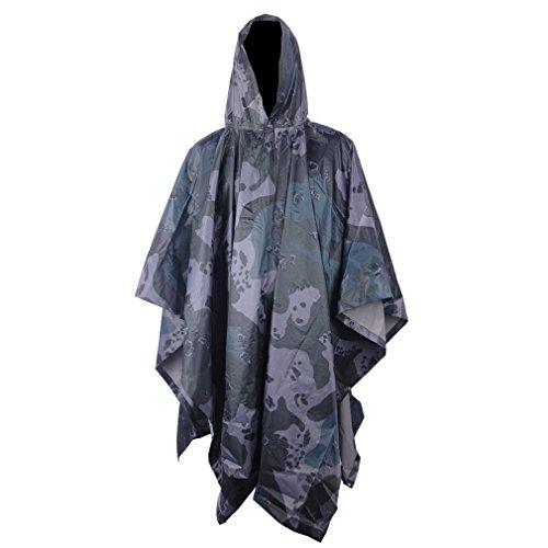 military rain poncho tarp - 7