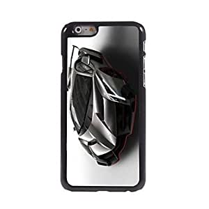 Racer Design Aluminum Hard Case Cute Cool Phone Back Cover for iPhone 6 Protective Smartphone Shell