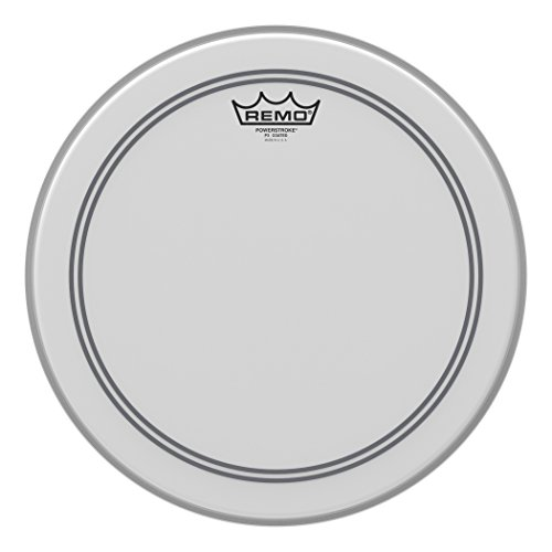Remo P30114-BP Coated Powerstroke 3 Drum Head - Coated Snare Powerstroke 3